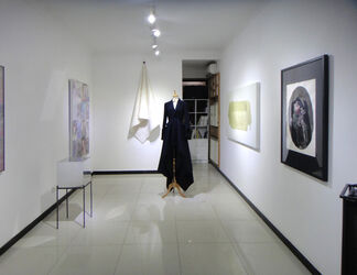 Superfold: Connective Multiplicities or Coiling Ad Infinitum, installation view