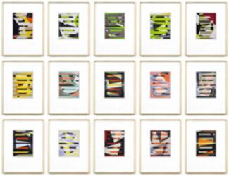 Galerie Hubert Winter at viennacontemporary 2015, installation view