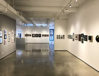 Size Doesn't Matter, installation view