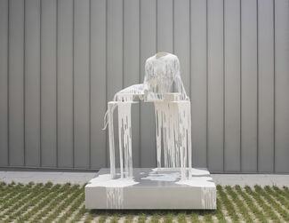 John Houck: Tenth Mountain, installation view