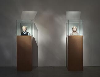 Peter Land   Showbizz, installation view