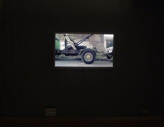 Adrián Balseca, Caja de cambios I, installation view