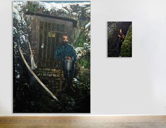 Léopold Rabus, installation view