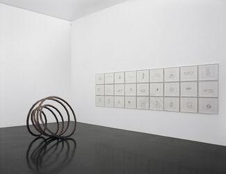 Abraham David Christian, installation view