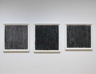 Richard Serra: Ramble Drawings, installation view
