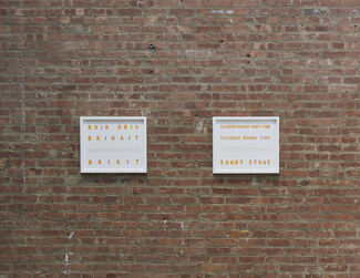 Charlotte Prodger: Subtotal, installation view