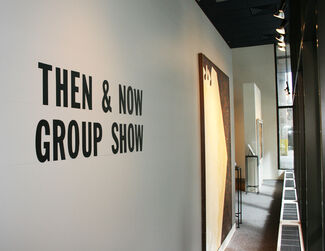Then & Now Group Show 2017, installation view