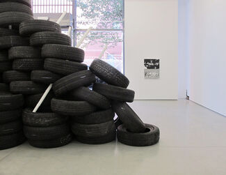 "Gardar Eide Einarsson - ""Sorry If I Got It Wrong, But Something Definitely Isn't Right"", installation view"
