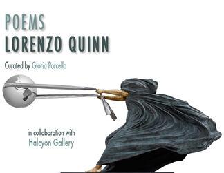 Lorenzo Quinn: Poems, installation view