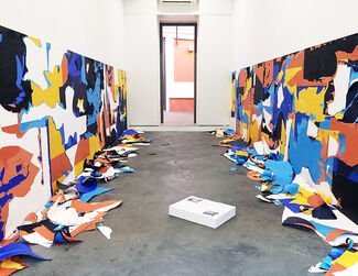 burning with pleasure, installation view
