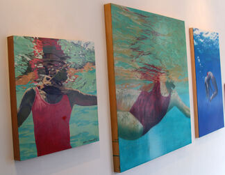 Dive In, installation view