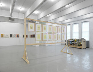 BOOKS DIETER ROTH BJÖRN ROTH STUDIO, installation view