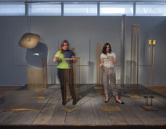 Atmosphere for Enjoyment: Harry Bertoia's Environment for Sound, installation view