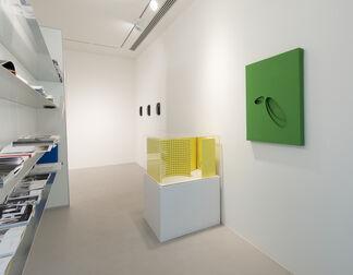 Paolo Scheggi - Lucy Skaer, installation view