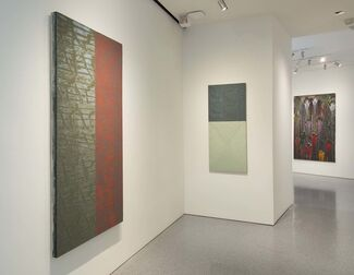William T. Williams: Things Unknown, Paintings 1968-2017, installation view