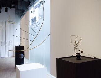 Zhu Qi 竹氣, installation view