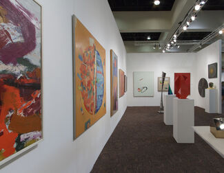 Heather James Fine Art at Palm Springs Fine Art Fair, installation view