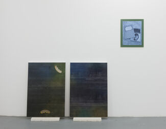 Michael Andrew Page - Count The Leaves In Vallombrosa, installation view