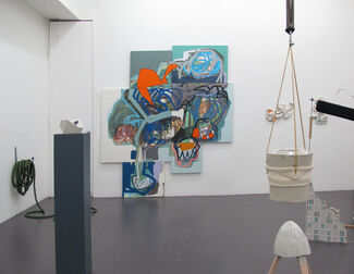 Immediate Female, installation view