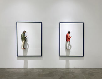 Kwon Dae Hun's Solo Exhibition : Still in the Forest, installation view