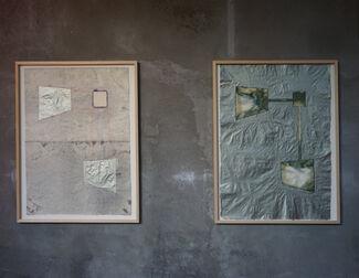 Paper Stone, installation view