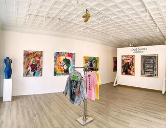LOUIE DeVITO - FUTURELLIC, installation view