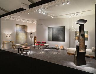 Galerie Dutko at PAD Paris 2018, installation view