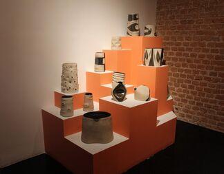 Gustavo Pérez, installation view