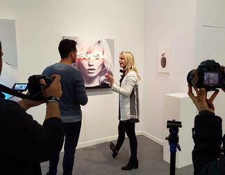 Valli Art Gallery at CONTEXT New York 2016, installation view