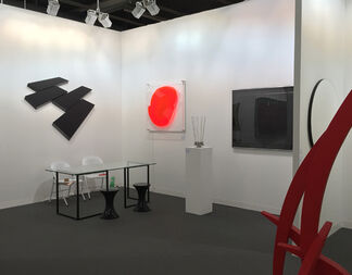 Galerie Denise René at Art Basel 2015, installation view