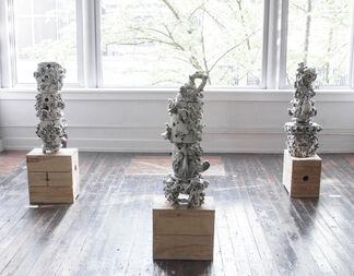 Ceramics Invitational 2015 - North West Clay, installation view