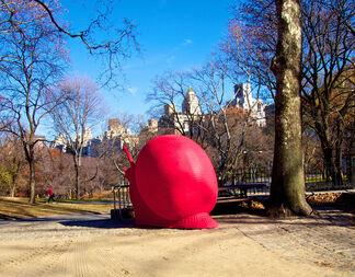Cracking Art Group: Regeneration Art Project New York, installation view