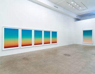 Stefan Heyne: SUPER VISION: The New German Abstraction, installation view