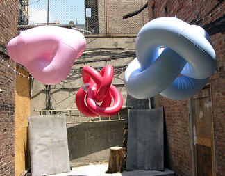 Outdoor Voices, installation view