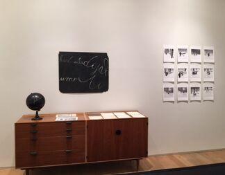 Gorgona 2015, installation view
