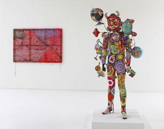 20th Anniversary Exhibition, installation view