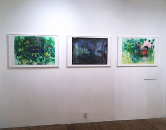 RETURN OF THE MOTHERSHIP, installation view