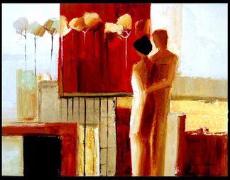 Romance in Art, installation view