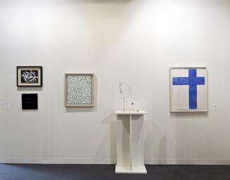 Barbara Mathes Gallery at Art Basel 2013, installation view