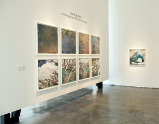 Diane Burko: Investigations of the Environment, installation view