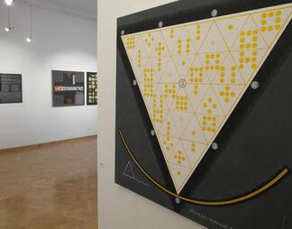 'NUMBER OF GIOCONDA', installation view