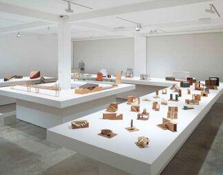 Siah Armajani: An Ingenious World, installation view