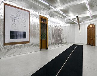 EL MAR DE BOLIVIA - Cristoóbal Lehyt, installation view