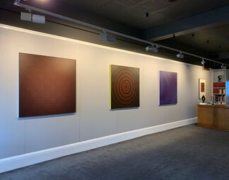 Mervyn Williams - Late Harvest, installation view
