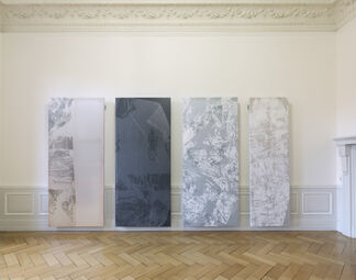 Maximilian Arnold - The Show Must Go Wrong, installation view