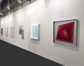 The Mayor Gallery at Art Basel 2015, installation view