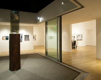BLACK RABBIT   WHITE HOLE, installation view