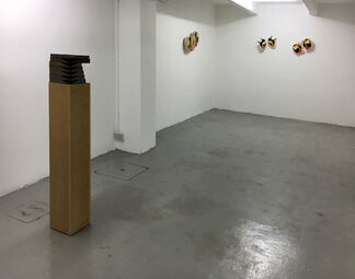Punti Cardinali / Cardinal  Points : Sauro Cardinali solo show, installation view