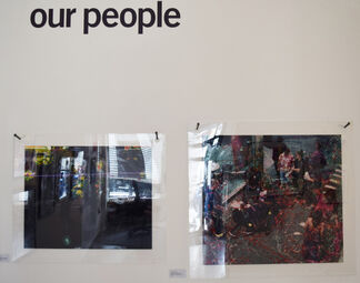Our People, installation view