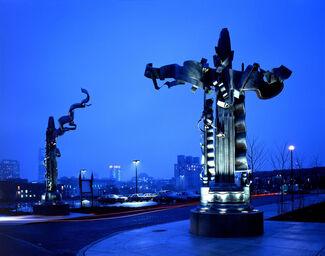 Albert Paley: Organic Knots, installation view